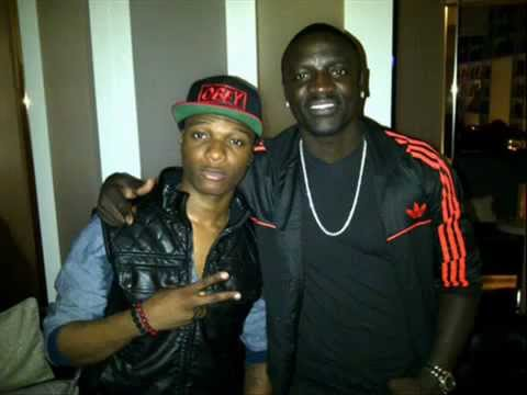 Akon and Wizkid Dont Dull Latest Nigerian Music 2012 NaijaGist...