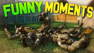 Black Ops 2 Funny Moments - Group Ninja Trolling, Team AFK, One In the Chamber Fun!