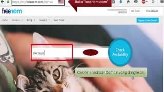 download lagu Cara Mudah Membuat Domain Tld Gratis Via Freenom 2016 gratis