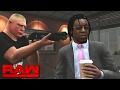 WWE RAW 2K17 Story   Brock Lesnar Intimidates The GM 💥 | 02/06/17 (WWE GTA MODS)