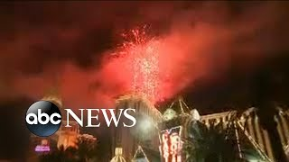 Las Vegas, Nevada Celebrates the Start of 2018