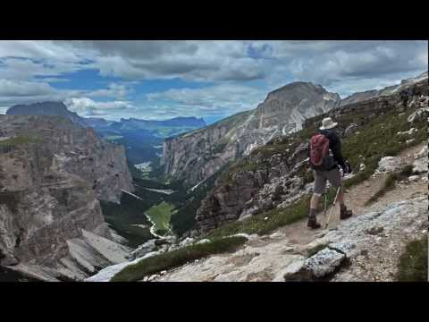Amazing Dolomites, Italy - Travel Snapshots HD.