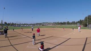 WC RED 6U VS LOS ALAMITOS 6U