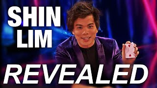 Shin Lim RETURNS: AGT 2019 Card Trick REVEALED