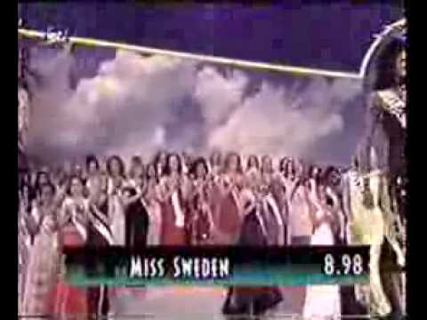 Miss Universe 1997 Top 10