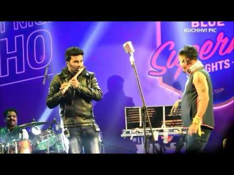 Sukhwinder Singh Singing Live     Imperial Blue    Chhaiyaa Chhaiyaa    Haule Haule   