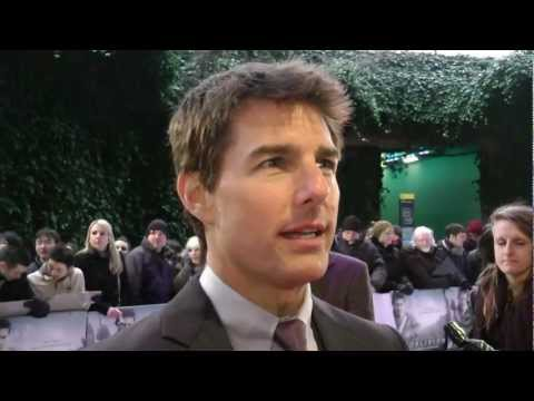 Tom Cruise Interview - Oblivion Premiere