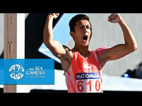 28th SEA Games Singapore 2015 - watch it
