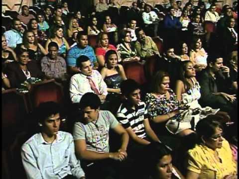 Jossie Cordoba concierto  en el  Teatro Nacional de Panama