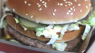 The Truth About McDonald's Big Mac