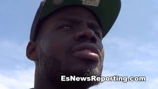 floyd mayweather buys badass car for boxing prospect Andrew Tabiti EsNews Boxing