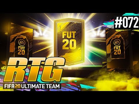 BLACK FRIDAY IS HERE w/ PACKS & SBCS!! - #FIFA20 Road to Glory! #72 Ultimate Team