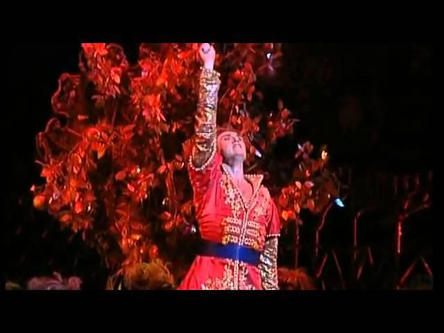 "Stravinsky - Ballet ""L'Oiseau de feu"" - Diana Vishneva"
