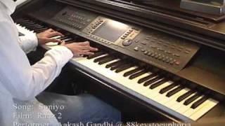 Soniyo (Raaz 2) Piano Cover by Aakash Gandhi