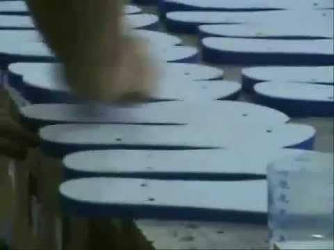 Como estampar sandálias em serigrafia(silk screen) 1ª Parte