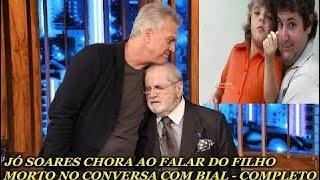 Baixar Conversa com Bial - Jô Soares 24/11/2017 - Completo