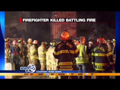LODD: Ind. asst. chief dies in building collapse