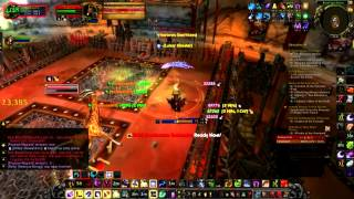 24 Unguloxx Brawler's Guild Rank 6 Final Boss How To Guide WoW MoP