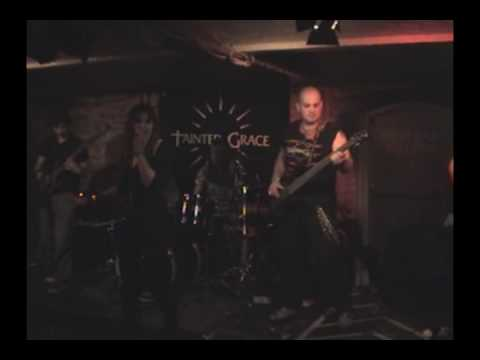 Tainted Grace 'The Rapture' Live @ Cellar Bar, Bracknell