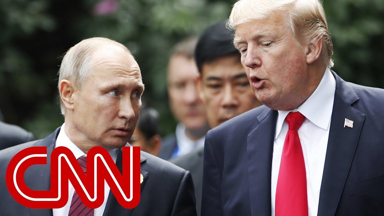 Trump downplays Russian meddling before Putin summit