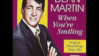Dean Martin...Let me love you tonight..