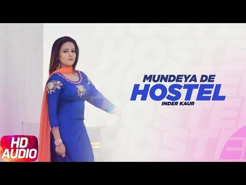 Mundeya De Hostel (Audio Song) | Inder Kaur | Full Punjabi Song 2018 | Speed Records