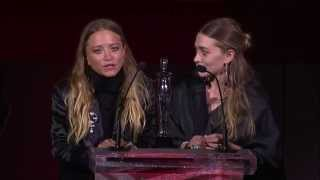 2015 CFDA Fashion Awards - Ashley Olsen & Mary-Kate Olsen The Row - Womenswear Designer of the Year