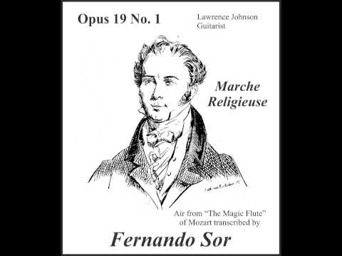 Fernando Sor - Opus 19 No 1 March Religieuse
