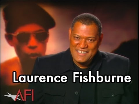 Laurence Fishburne on TO KILL A MOCKINGBIRD