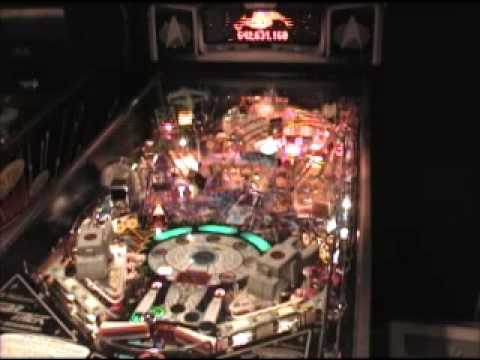 Williams Star Trek: The Next Generation Pinball