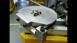 Baileigh Industrial RDB- Bending Channel Section