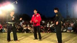 Tai Karate Center ,A.Samad sir fght 2 (25th national bando championship from Punjab)