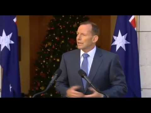 Tony Abbott's first year as Prime Minister