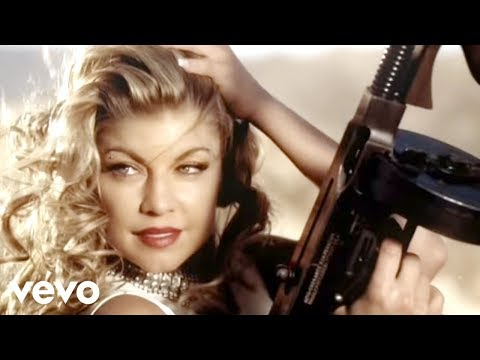 Fergie - Glamorous ft. Ludacris Video