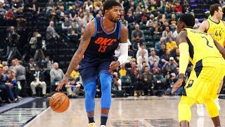 Paul George Isolation Scoring Highlights