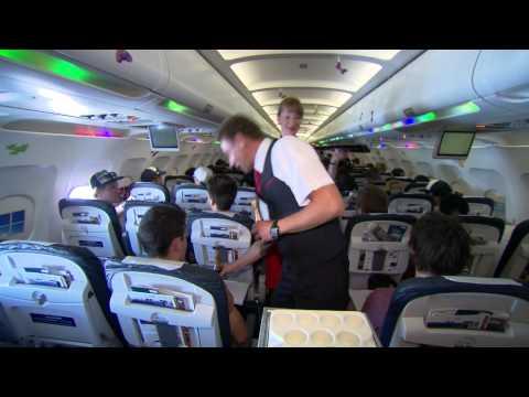 Flight To Tomorrowland 2012