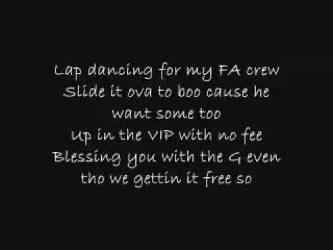 Akon Bananza Belly Dancer Lyrics