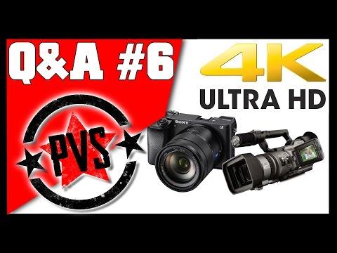 Cheap Camera, G7 vs A6300, 4K Is Gay?