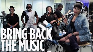 "Jennifer Hudson Video - Jennifer Hudson ""Bring Back The Music"" // SiriusXM // Heart & Soul"
