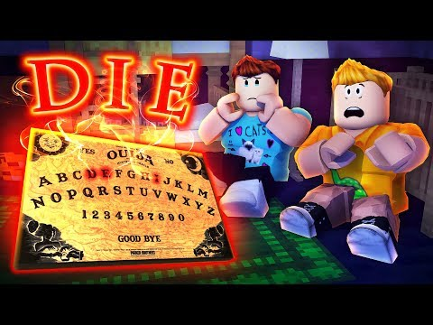 THE OUIJA BOARD - A Roblox Horror Story