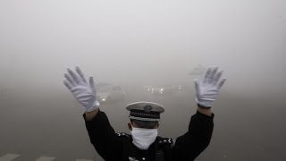 China Now Has Cancer Causing 'Super Smog'  10/22/13