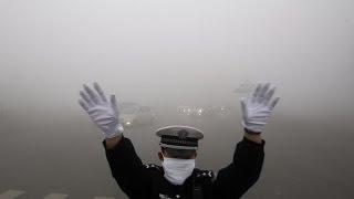China Now Has Cancer Causing 'Super Smog'  10/22/13