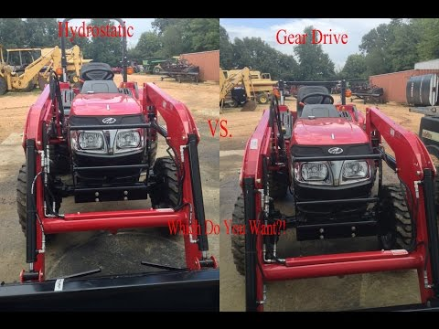 Mahindra Hydro Vs. Gear Transmission Comparison