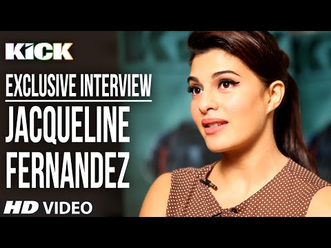 Exclusive: Jacqueline Fernandez Interview | Kick | Salman Khan...