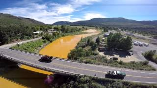 Animas River Contaminated by 1 Million Gallons of Mine Water