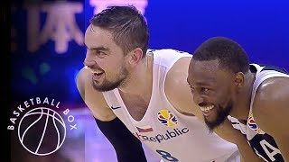 [FIBA World Cup 2019] USA vs Czech Republic, Group Phase Full Game Highlights, September 1, 2019