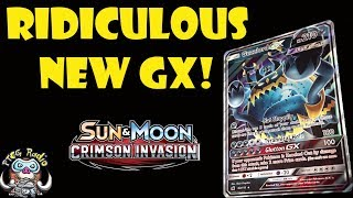 Guzzlord GX – Ridiculous New Pokémon GX Takes Extra Prizes (and does BIG Damage)