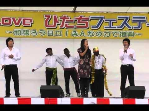 Indians And Japanese Performing For Rajini Tamil Movie Song Oruvan Oruvan - Muthu Movie video