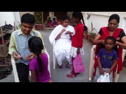 Divya Nagri Project - Transforming slums into Divine locality - Ahmedabad - Brahma Kumaris