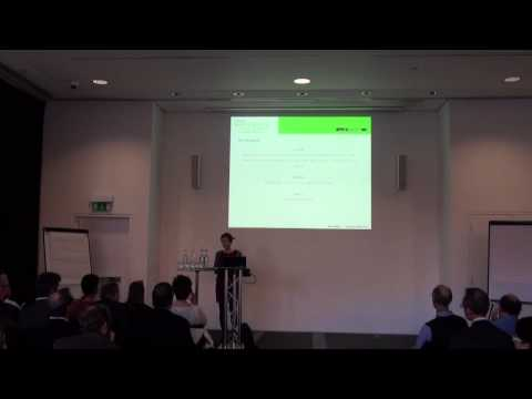 Colloquium 2013: Faye Wade (UCL-Energy)